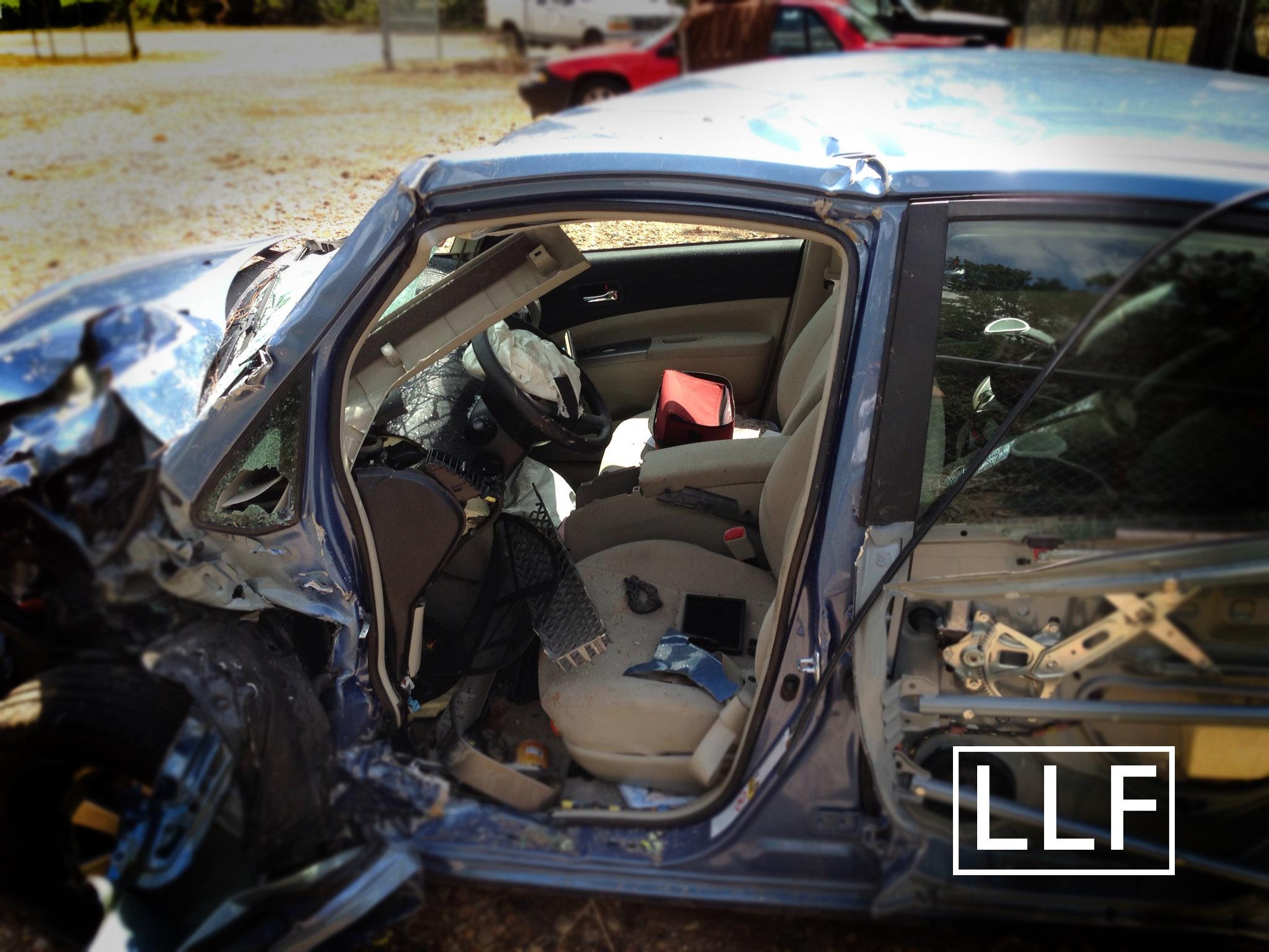 $200,000 Settlement in Serious Car Crash Case