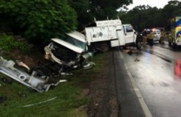 $300,000 Settlement in Commercial Truck and Trailer Accident