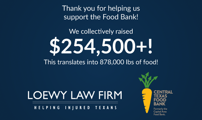 Loewy Law Firm Summer Meals That Matter Match Gift