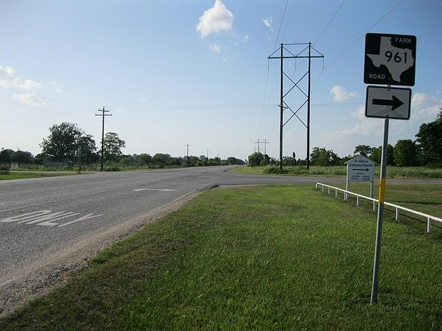 Texas Highway 961