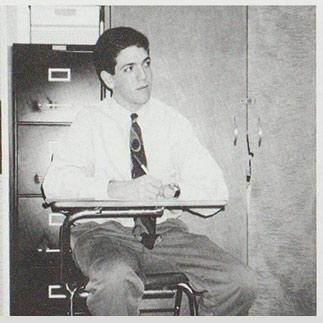 Adam Loewy in Speech and Debate