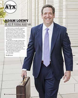 Loewy Austin Monthly Faces of ATX
