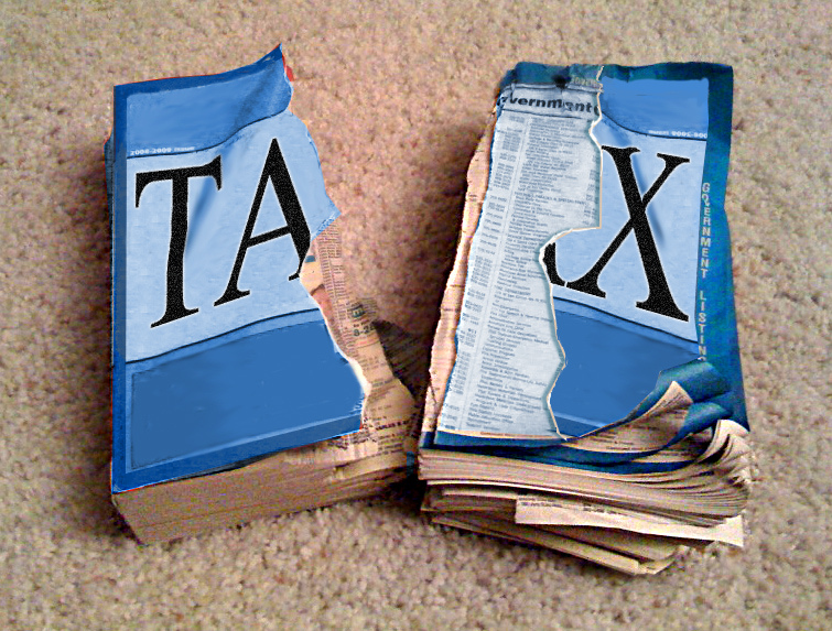 ripped tax code book